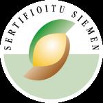 Sertifioitusiemen-logo